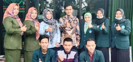 Pembukaan Praktik Kerja Lapangan (PKL) di BMT NU Jombang cabang Kesamben.