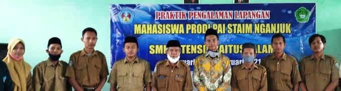 STAIM Warnai SMK Baitussalam dengan PPL 2