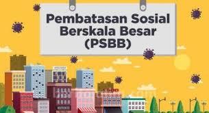 Pemberitahuan Pelaksanaan PSBB STAIM 2021
